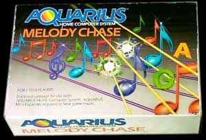aquarius melody chase