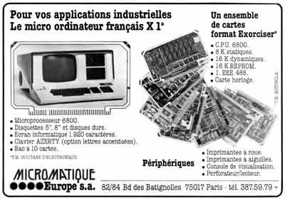 pub micromatique ms10